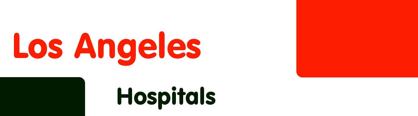 Los Angeles Free Medical Consultation With Specialists